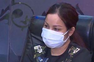 Công bố nguyên nhân bắt khẩn cấp nữ doanh nhân Thái Bình Dương Đường