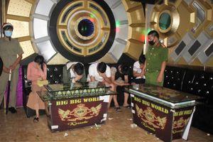 Cho khách mở 'tiệc ma túy', chủ quán bị tước giấy phép kinh doanh