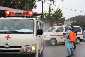 Bắc Giang nâng thời gian cách ly 28 ngày đối với người về từ Bệnh viện Bạch Mai