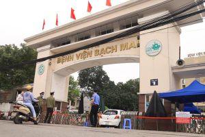 Đã xác định hơn 52.000 người liên quan đến BV Bạch Mai
