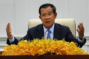Thủ tướng Campuchia hoan nghênh việc nối lại diễn tập quân sự với Mỹ