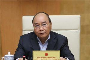 Thủ tướng Nguyễn Xuân Phúc: Phải có những cơ chế, giải pháp thúc đẩy các thành phần kinh tế vượt qua khó khăn