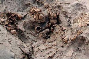 Peru: Phát hiện hàng loạt xác ướp trẻ em có niên đại 1.000 năm tuổi