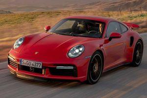 Những điểm thú vị trên Porsche 911 Turbo S 2021