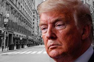 'Cơn địa chấn' Covid-19 - Sai lầm của nước Mỹ và phép thử với D.Trump