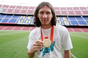 Messi và màn trình diễn ấn tượng giúp Argentina giành HCV Olympic