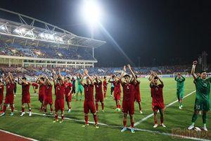 Bảng xếp hạng FIFA tháng 4/2020: Việt Nam vẫn đứng số 1 Đông Nam Á