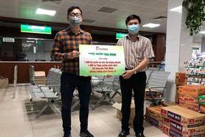 3000 lọ X3-Immune Thái Minh đến tay bác sĩ, chiến sĩ tuyến đầu chống dịch