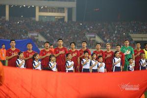 BXH FIFA tháng 4/2020: Việt Nam tiếp tục cho Thái Lan 'hít bụi'
