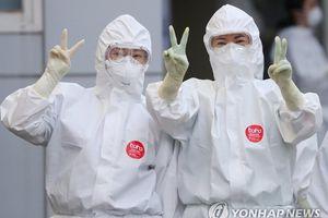 Hàn Quốc: Tâm dịch Daegu lần đầu không ghi nhận ca Covid-19 mới