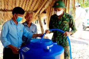 8 tỉnh miền Tây được hỗ trợ 530 tỷ chống hạn mặn