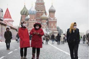 Thị trưởng Moscow nói về thực hiện cách ly và phạt những công dân Trung Quốc không tuân thủ