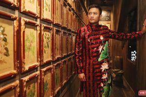 Nghệ sĩ đa tài Quý Bình khoe vẻ lịch lãm, phong độ quyến rũ 'chết người'