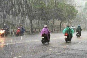 Dự báo thời tiết ngày 11/4: Hà Nội ngày mưa rào, đêm chuyển rét
