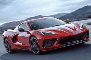 Cơ hội sở hữu siêu xe Chevrolet Corvette C8 chỉ với 20 USD
