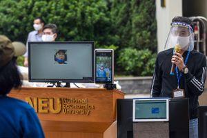 ATM gạo dùng công nghệ AI nhận diện khuôn mặt