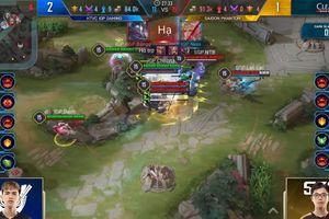 Highlight cuộc đối đầu Saigon Phantom và HTVC IGP Gaming
