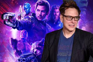 James Gunn không có kế hoạch thực hiện 'Guardians of the Galaxy 4'!