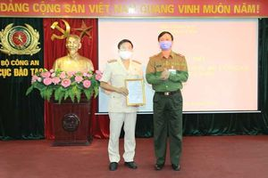 Bộ Công an, Bộ Quốc phòng bổ nhiệm nhân sự, lãnh đạo mới