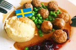 Tiếp bước các tiệm ăn lớn, IKEA tiết lộ công thức món thịt viên lừng lẫy kiểu Thụy Điển