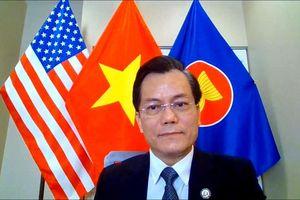 Đại sứ các nước ASEAN tại Washington D.C. điện đàm với Trợ lý Ngoại trưởng Hoa Kỳ David Stilwell