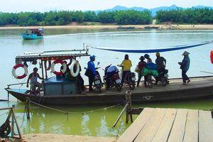 Bến đò - bến chợ vùng đất hai sông