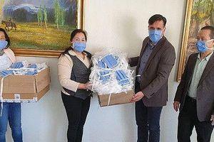 Thị trưởng thành phố Thale, Đức cảm ơn sự chung sức chống dịch Covid-19 của cộng đồng người Việt