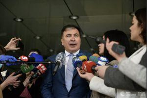 Cựu Tổng thống Gruzia đồng ý làm Phó Thủ tướng Ukraine