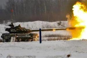 M829 Mỹ mạnh hơn đạn thanh xuyên mới của Nga
