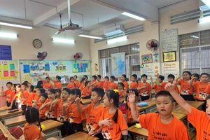 Từ ngày 4-5, học sinh, sinh viên ở nhiều địa phương đi học trở lại