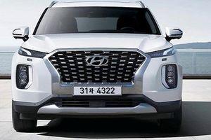 Hyundai Palisade sắp có thêm SUV siêu sang cao cấp Calligraphy