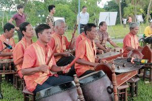 Dàn nhạc ngũ âm – tinh hoa văn hóa của người Khmer Nam Bộ