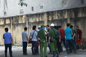 Khám nghiệm hiện trường vụ hỏa hoạn ở KCN Phú Thị khiến 3 người tử vong