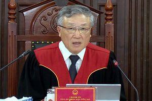 Hội đồng Thẩm phán bác kháng nghị vụ tử tù Hồ Duy Hải