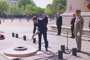 Pháp kỷ niệm Ngày Chiến thắng ở châu Âu trong điều kiện nghiêm ngặt