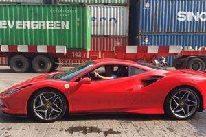 Hải quan hỏa tốc tìm chủ nhân siêu xe bị 'bỏ rơi' ở cảng Hải Phòng