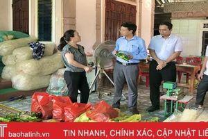 Thạch Hà chọn 31 sản phẩm tranh tài OCOP Hà Tĩnh năm 2020