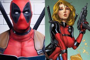 Giải mã tin đồn Marvel đang lên kế hoạch ra mắt Deadpool phiên bản nữ