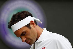 Vương triều của Federer lung lay trước bạo chúa thời gian