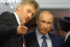Phát ngôn viên của Tổng thống Putin nhiễm dịch Covid-19