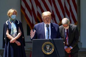 TT Trump khó chịu vì thỏa thuận thương mại với TQ triển khai chậm