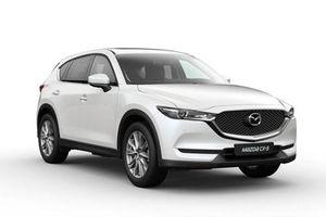 Mazda CX-5 giảm giá gần 100 triệu, 'đe nẹt' Honda CR-V, Hyundai Tucson