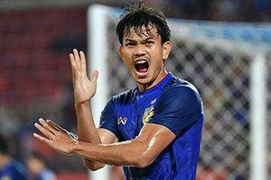 Tiền đạo đội tuyển Thái Lan muốn thi đấu tại Việt Nam