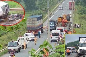 Lạng Sơn: Tài xế container đâm liên hoàn 5 xe đi ngược chiều đã trình diện