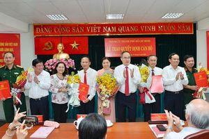 Ban Bí thư chỉ định 1 Ủy viên Ban Thường vụ và 5 Thành ủy viên tại TPHCM