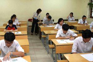 Học sinh lớp 12 tại Hà Nội có 3 lần kiểm tra khảo sát