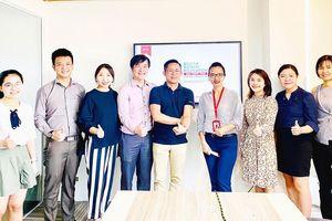 Tiếp sức khởi nghiệp đổi mới sáng tạo Việt