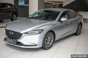 Cận cảnh Mazda6 nâng cấp mới từ 935 triệu đồng tại Malaysia