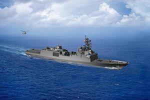 Hải quân Mỹ phát triển khu trục hạm thế hệ mới