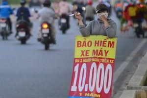 Cảnh báo mất tiền oan khi mua bảo hiểm ô tô xe máy trôi nổi trên mạng